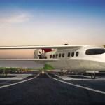 Start-up britânica Faradair anuncia capacidade de voo comercial elétrico híbrido em 2025