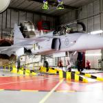 VÍDEO: Terceiro Gripen E testa seu motor