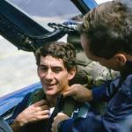 FAB celebra os 30 anos do voo de Ayrton Senna no Mirage III