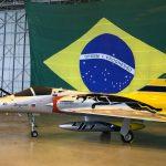 DIA DA AVIAÇÃO DE CAÇA: Cerimônia em Anápolis apresenta Mirage 2000 especialmente pintado