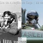 22 de ABRIL – Dia da Aviação de Caça no Brasil