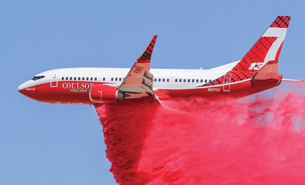 1 600x363 - Estado australiano adquire Boeing 737 Fireliner para combate a incêndio