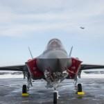 Marinha dos EUA encerra suporte aos esforços de busca do F-35A japonês perdido