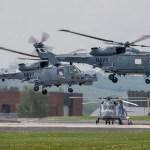 Marinha das Filipinas recebe seus dois helicópteros AW159 Wildcat