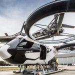 Airbus testa em voo seu eVTOL CityAirbus