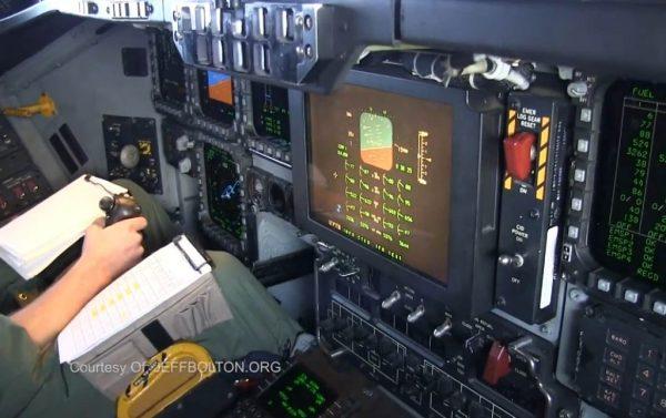 D45VY7kUIAAF3rT 1 1024x644 600x377 - VÍDEO: Pela primeira vez é possível ver uma filmagem do interior de um bombardeiro stealth B-2 Spirit
