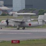 Northrop Grumman entrega primeiro E-2D Advanced Hawkeye para o Japão
