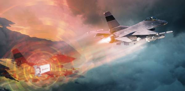 f16 britecloud hero image 2019 version 02 600x295 - Guarda Aérea Nacional dos EUA testará o sistema de contramedidas BriteCloud da Leonardo