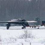 UCAV russo Okhotnik deve voar pela primeira vez em julho ou agosto