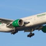 PARIS AIR SHOW: Turkmenistan Airlines pretende encomendar um Boeing 777-200LR
