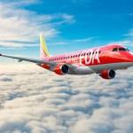 PARIS AIR SHOW: Fuji Dream Airlines encomenda dois E175 para a frota exclusiva de jatos da Embraer