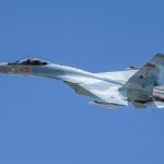 P-8A Poseidon dos EUA é interceptado de forma insegura por caça Su-35S russo