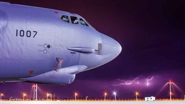 B 52 Thunder Radar5 - Raytheon fornecerá os radares AESA para frota de B-52 da USAF