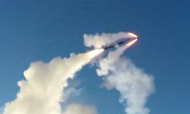Russia missil - Acidente com foguete da Marinha da Rússia