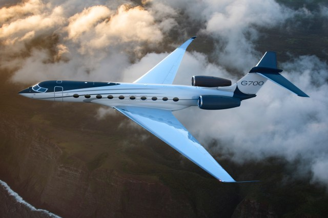 Gulfstream Introduces The All New Gulfstream G700 - NBAA: Gulfstream apresenta o totalmente novo G700