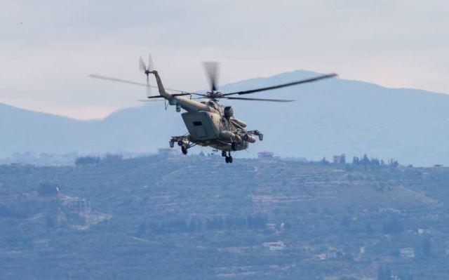 123 650x405 - Helicópteros russos voam em primeira patrulha no nordeste da Síria