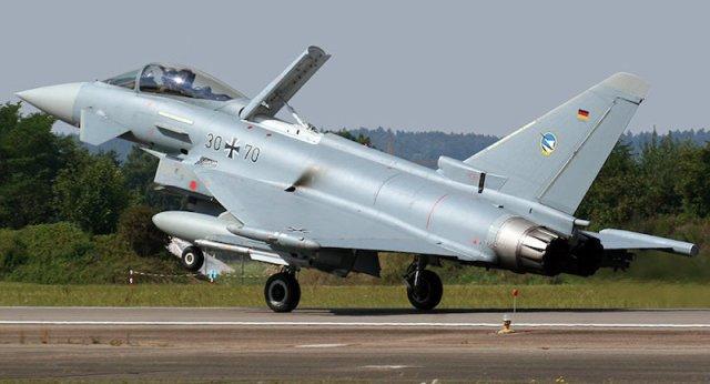207258 1 - Alemanha deve substituir seus Eurofighters antigos em novo programa da Airbus
