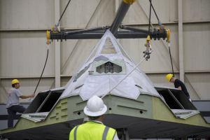 """72947336 3161737993852713 5973911814923091968 o - """"Nighthawk Landing"""": Revelado processo de preparação do F-117 que será exposto em biblioteca presidencial"""