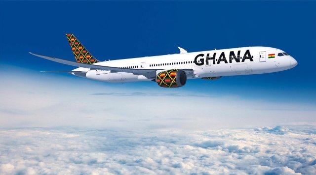 787 9 Dreamliner Ghana - DUBAI AIRSHOW: Boeing e Gana assinam memorando de entendimento para três jatos 787-9 Dreamliner