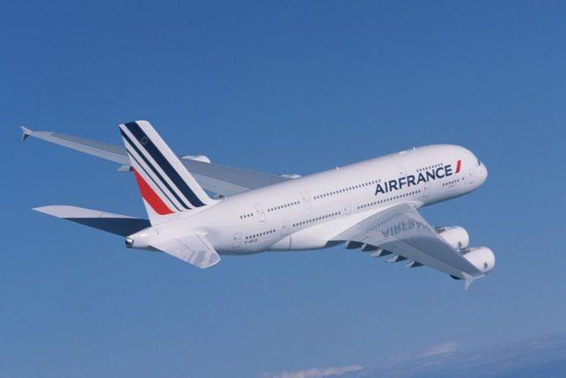 A380 airfrance 01 960x640 - Grupo Air France-KLM decidirá em breve entre o 787 e o A350 para substituir seus A380