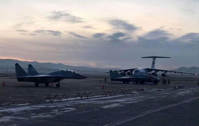D0C96CED E4DB 4F3A 9AAE 7CC87EF24DB6 - Mongólia receberá dois caças MiG-29UB em breve