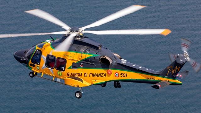 Guardia di Finanza AW169M - Guardia di Finanza da Itália recebe primeiro AW169M