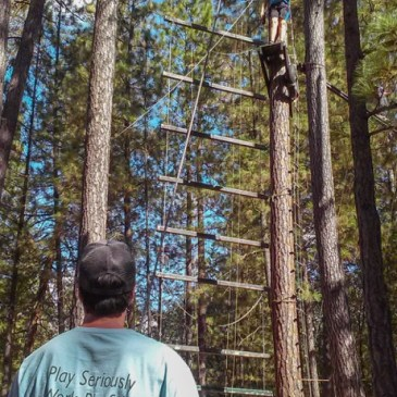 October 15th – Climbing for Wildlife