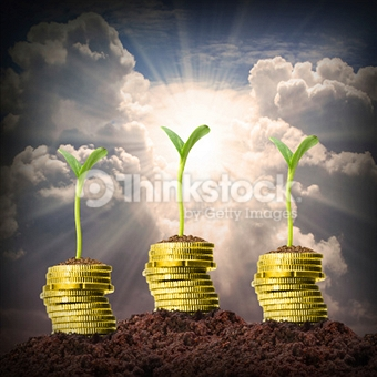 Investment Growth With Gold