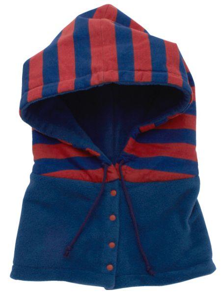 紋ネル頭巾
