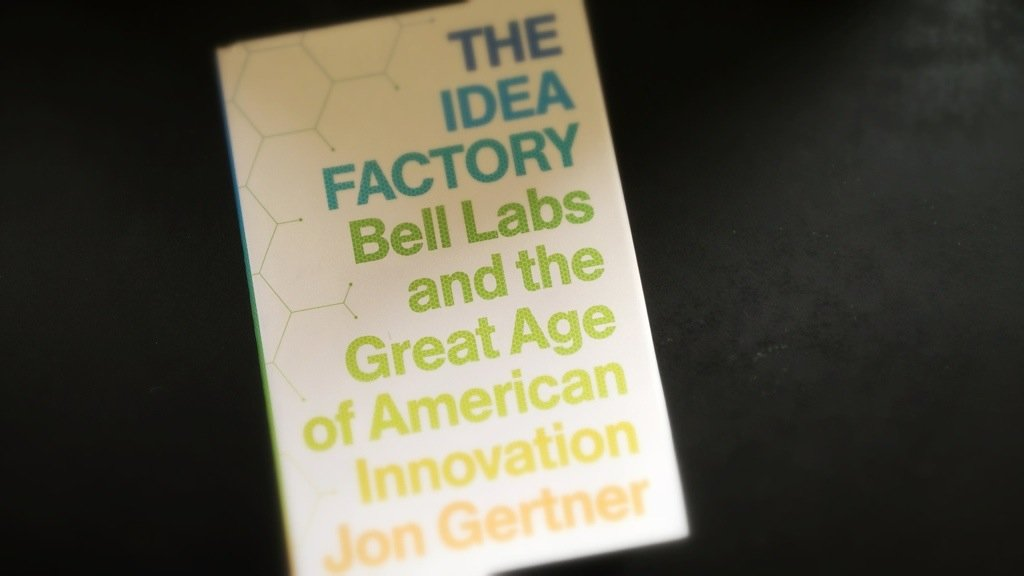 Book Review: The Idea Factory