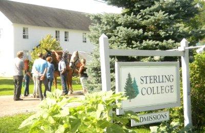 Sterling College Website