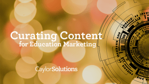 Content Curation Course