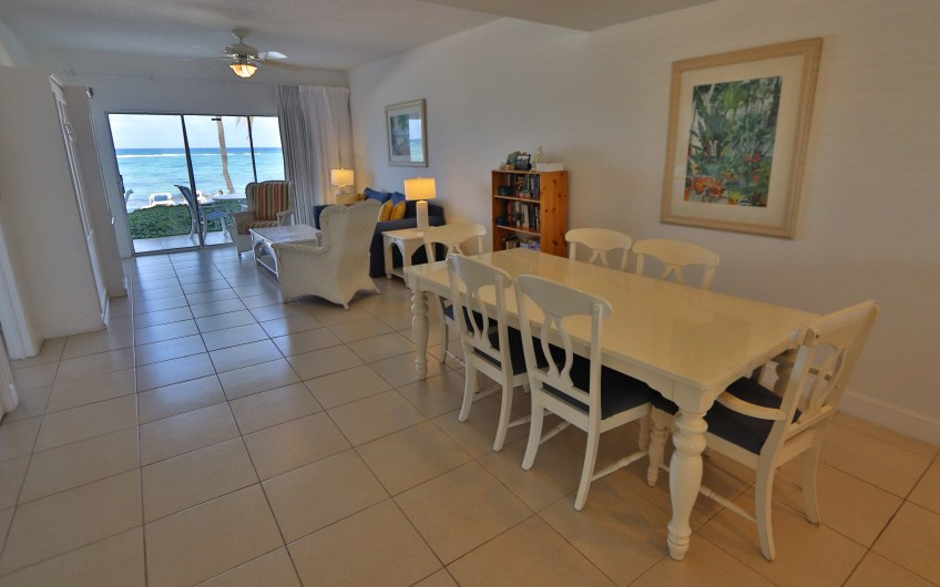 116 Castaways Cove Beach Front