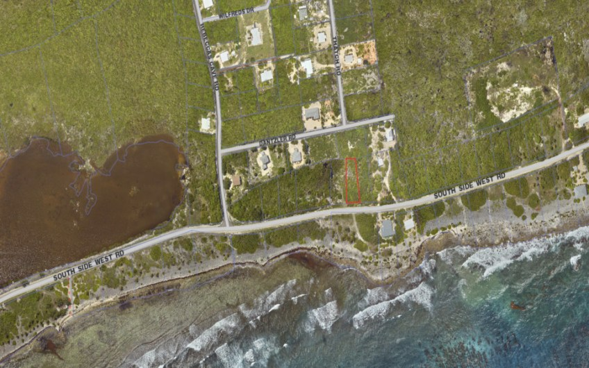 Beautiful Cayman Brac West Lot