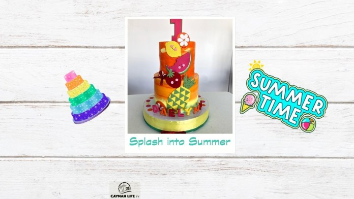 Splash into Summer with a Slice of Carousel Bakery Cake of the Week