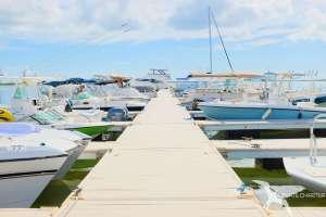 the marina at kaibo grand cayman, convenient for charter boats