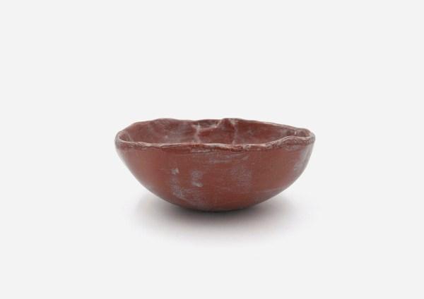 Bowl a Mano Liso. Terracota Especial. (M)