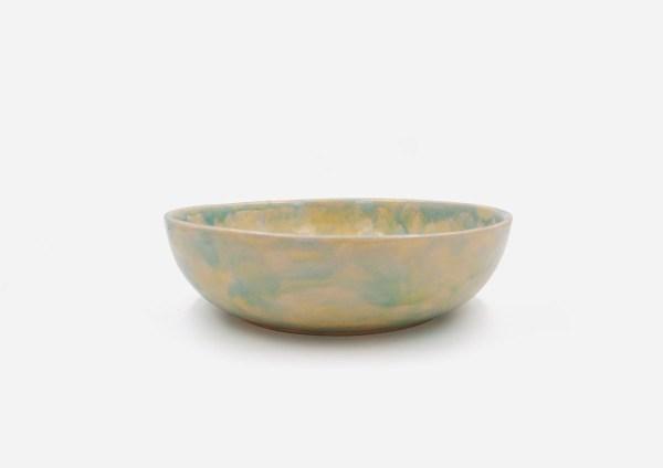 Bowl Ensaladera. Azul|Amarillo. (M)