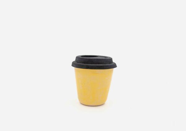 Keep Cup. Amarillo Brillante. (S)