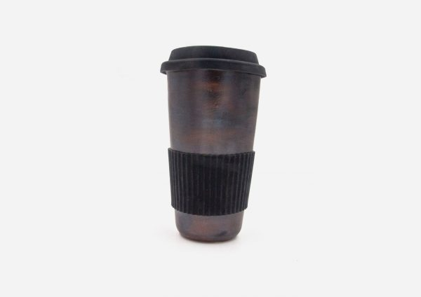 Keep Cup. Metalizado Café. (L)