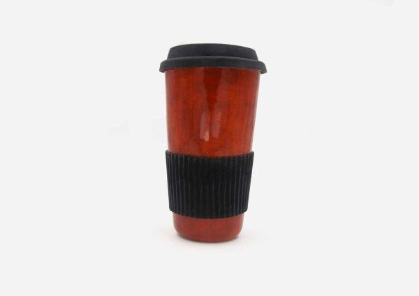 Keep Cup. Naranja Chispas. (L)