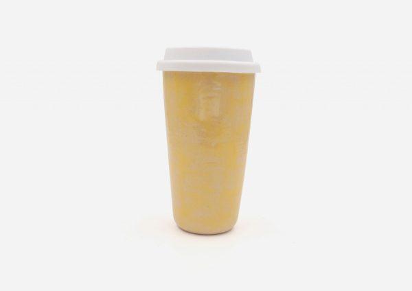 Keep Cup. Amarillo Brillante. (L)