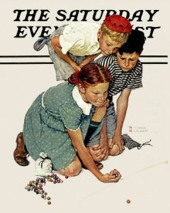 Art for Kids: Norman Rockwell