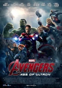 Movie: The Avengers, Age of Ultron