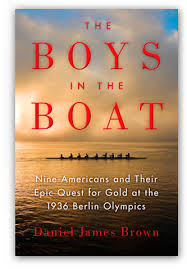 Cazenovia Readers Book Club (The Boys in the Boat by Daniel James Brown)