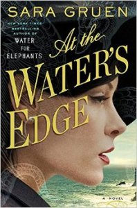 Open Afternoon Book Club (At the Water's Edge by Sara Gruen)
