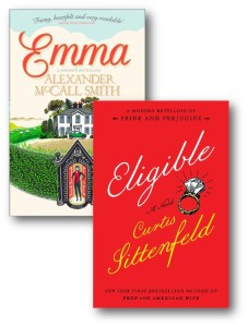 Open Afternoon Book Club (Eligible by Curtis Sittenfeld 7/or Emma by Alexander McCall Smith)