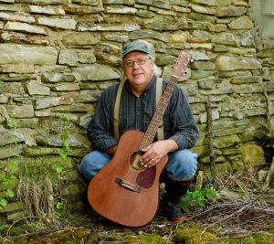 Folk & Irish Music w/ Pat Kane