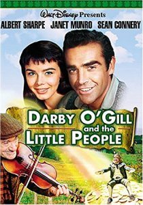 Movie: Darby O'Gill and the Little People