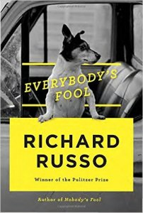 Open Afternoon Book Club (Everybody's Fool by Richard Russo)